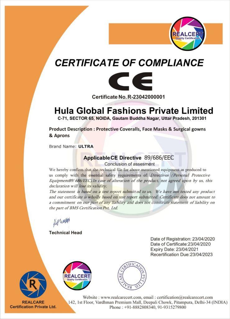 HULA-Global-CE-certificate-1